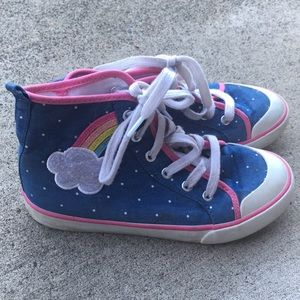 Other - Kids high tops 🌈